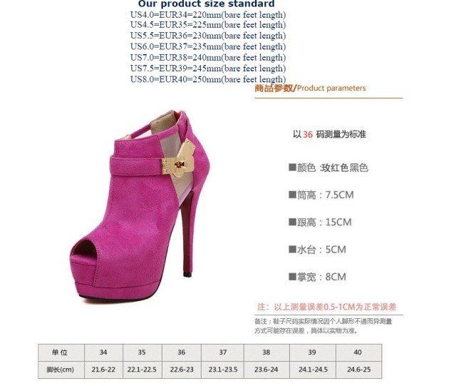 boty z ciny