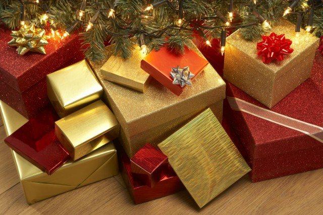 Dárky z Číny - vyřešte Vánoční dárky z Číny