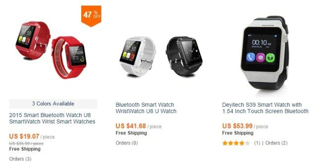 smart hodinky watch