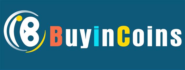 BuyInCoins logo