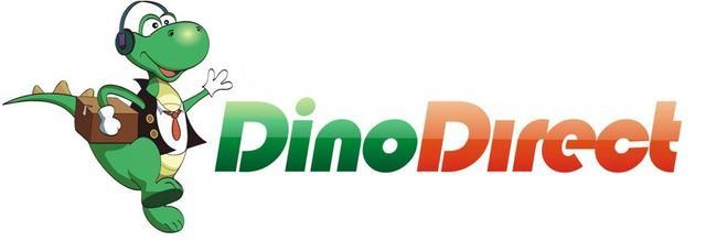 Jak nakupovat na DinoDirect