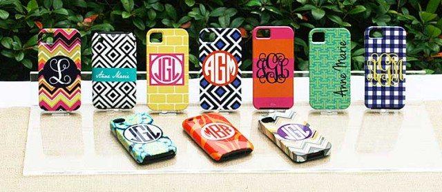 Obaly na mobilní telefony z Číny