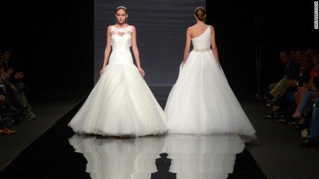 Svatební šaty z číny