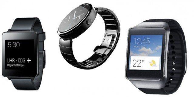 Chytré hodinky z Číny