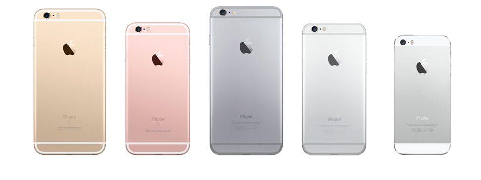Apple telefony z Číny