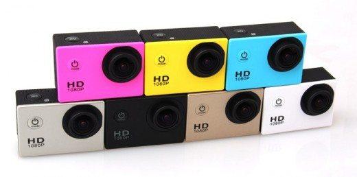 Recenze SJ4000 SJcam – náhrada GoPro z Číny za zlomek ceny