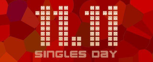 11.11 Singles Day Online shopping festival