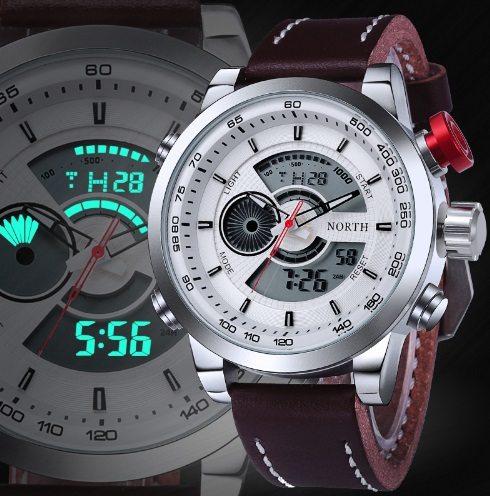 Sportovní hodinky z Číny