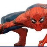 Spiderman tématické zboží z AliExpressu