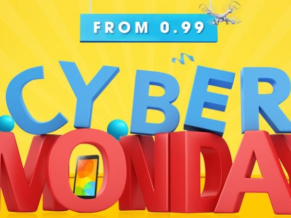 Cyber Monday 2016 na GearBest