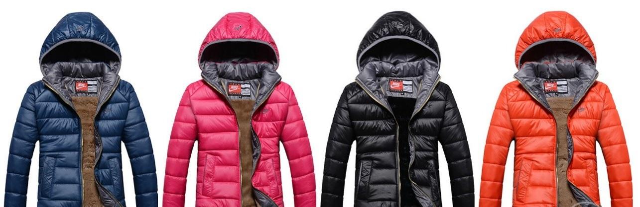 Zimní bundy z Číny
