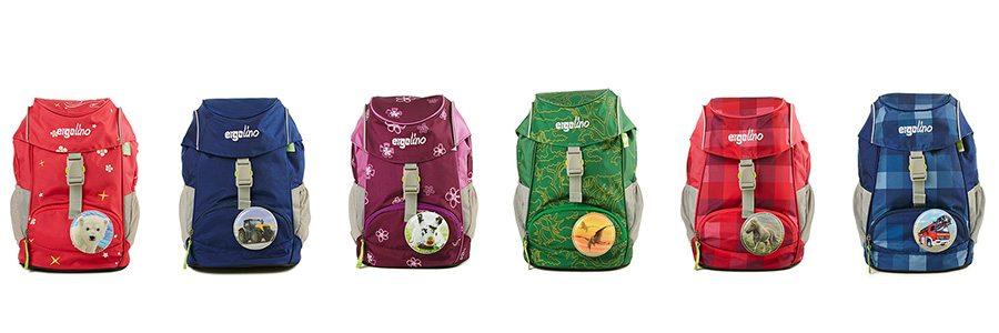 Školní aktovky a batohy z Číny