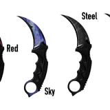 Nůž karambit z Číny