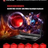 Absolutní novinka mezi herními notebooky – MSI GL62M 7REX – 1252CN Gaming Laptop