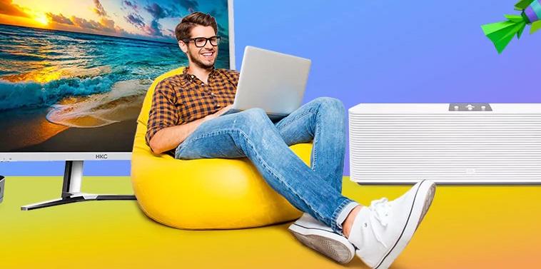 Dovybavte svým studentům domácí kancelář za skvělé letní ceny!