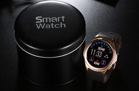 Sledujte vaše zdraví s Microwear L1 chytrými hodinkami!