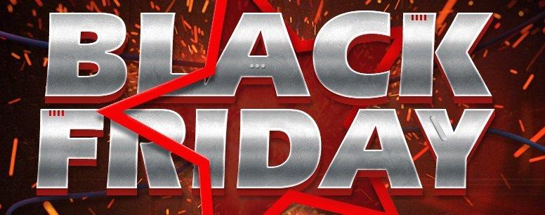 Nejlepší výběr zboží na Černý pátek